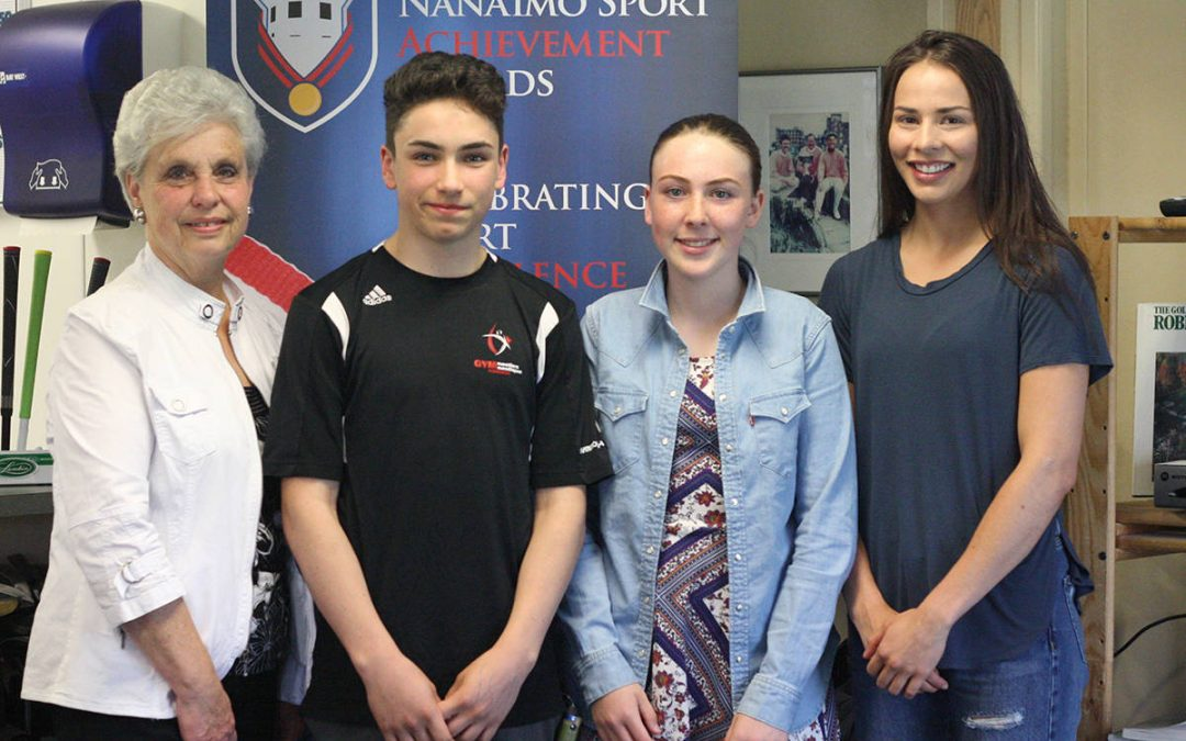 Nanaimo Sport Achievement Awards assist athletes