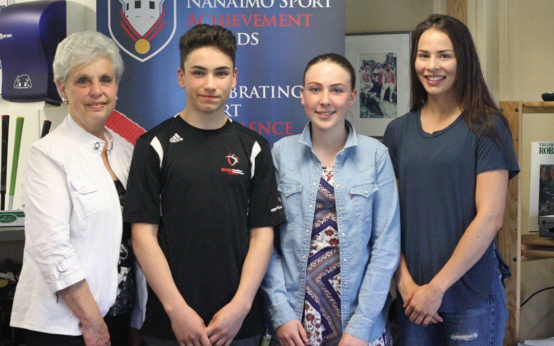 Nanaimo Sport Achievement Awards assist athletes